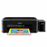 Impresora Epson L380 Multifuncional Sistema Tinta Continua