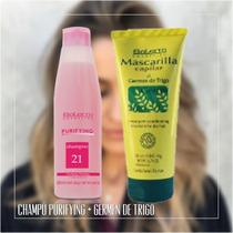 Tratamiento Purifying + Germen De Trigo Salerm + Obsequio