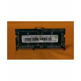 Memoria Ram 2gb 204p Pc3-10600 Ddr3-1333 1rx8 Sodimm Ipp4