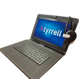 Tablet 10 Tyrrell 1gb 8gb Quad Core Funda Teclado Auricular