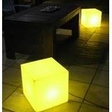 Puff Luminoso 40cm X 40cm