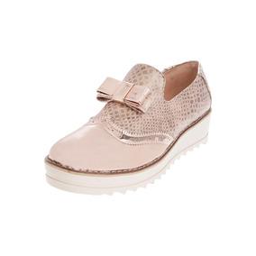 Zapato Tellenzi Dama Espejo Rosa