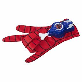 Spiderman Guante Con Efecto De Sonido Hombre Araña Hasbro