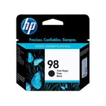 Cartucho Hp 98 100% Original (factura Fiscal)