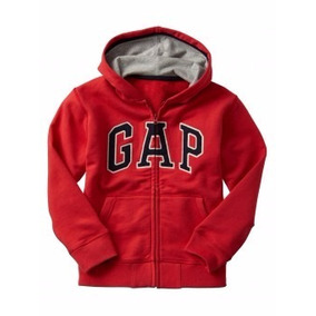 Gap Juvenil Jaqueta Hoodie Vermelha/casaco/moletom, 10,12 E