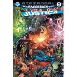 Liga Da Justiça Universo Dc Renascimento Nº10 Xc