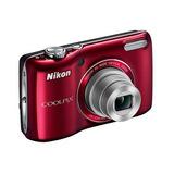 Camara Nikon Coolpix L26 De 16 Mp