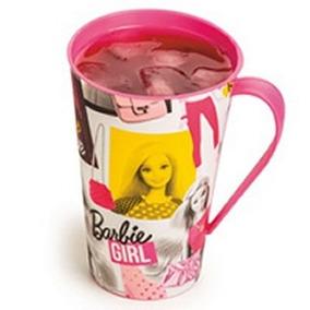 Barbie Caneca Plasutil Avon Frete Barato