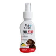 Spray Anti Lambida Mutilaçao Cachorro Pet Clean 120ml