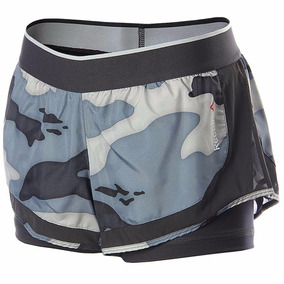 Short Atletico One Series Elite Mujer Reebok Ax8669