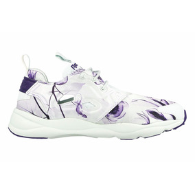 Zapatillas Reebok Furylite Graphic Vt/bl Newsport