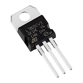 Lm7805 - Regulador De Tensão 5v