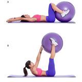 Pelota Para Ejercicios Aerobics, Fitness Y Mas!