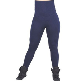 Kit 5 Legging Suplex Power Poliamid Modeladora +1 Leg Brinde