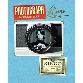 Libro The Beatles - Ringo Starr - Photograph