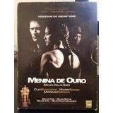 Dvd Duplo Filme Menina De Ouro - C/ Extras - Deluxe C/ Luva