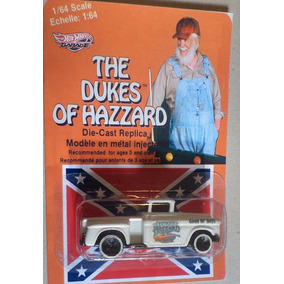 Hot Wheels Dukes De Hazzard Camioneta Good Ol Boy Tio Jesse