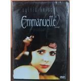 Dvd Emmanuelle 2 - Sylvia Kristel - Erótico - Novo, Lacrado
