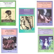5 Libros Paquete Grandes De La Literatura Emu Escolares