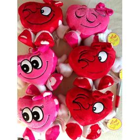 Corazón 20 Cm 6 Piezas Surtido