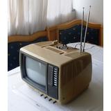 Televisão Antiga Semp Toshiba 10 Polegadas - Só Em Mãos