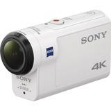 Sony X3000 4k Waterproof Action Camera/white