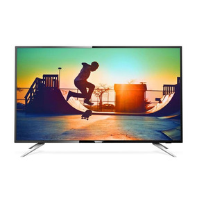 Smart Tv Led 50 Polegadas Philips 4k Uhd Conversor Digital 4