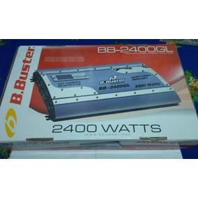 Módulo De Potência B.buster Bb-2400gl 2400w Frete Grátis!!!!