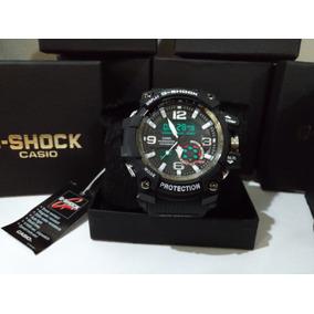 Relógio Masculino G-shock Analógico Digital Diversas Cores