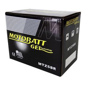 Bateria 5 Amperes Motobatt Biz 100-125es/cg 125 Ks/bros 125