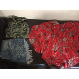 Kit: Shorts Planet Girls + Macaquinho + Body