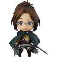 Nendoroid Hange Zoë - Attack On Titan
