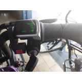 Acelerador Bicicleta Elétrica Scooter Brasil 48 Volts