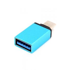 Adaptador Usb 3.1 Type-c Usb 3.0 Femea Telefone Pc Notebook