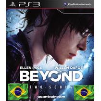 Beyond Two Souls Ps3 - Código Psn Br - 100% Dublado