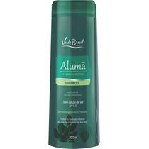 Shampoo Alumã E Extratos Vegetais Verde Brasil Cosméticos