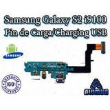 Flex Pin De Carga, 3g, Mic Samsung S2 I9100 30% Off