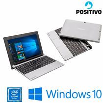 Notebook 2in1 Duo Zx3040 Intel Quad Core Tela Touch 10 Prat