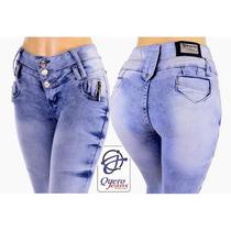 Calça Cheris Jeans Skini 522c Grade 6 Peças