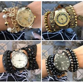 d5b6e708290 Relógio Feminino Com Laço Mini T688 - Relógios De Pulso no Mercado ...