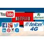 Telcel Internet Ilimitado 30 Días