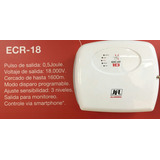 Energizador Voltaje Cerca Eléctrica 18000v Con Remoto