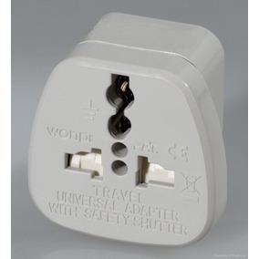 Adaptador Viagem Plug Conector Elétrico Tomada Novo Moto Z