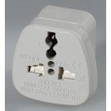 Adaptador Viagem Plug Conector Elétrico Tomada Novo Moto G6