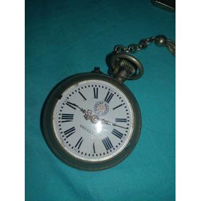 Relógio De Bolso - Brenets Systeme Roskopf
