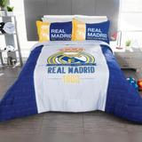 Edredón Con Fundas Real Madrid Matrimonial Marca Intima