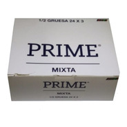 Preservativos Prime Condon Mixta 24 Cajitas X 3