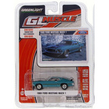 Greenlight 1/64 1969 Ford Mustang Mach 1 Gl Muscle