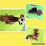 Bomba De Aceite Motor Ford 302 Para Reparar
