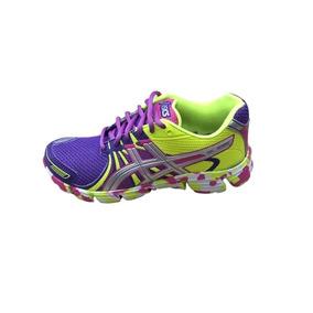 60% Off! Tênis Feminino Para Caminhada Corrida Asics Noosa